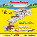 Curious George Let's Build Teaching Guide and Poster