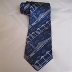 SEI men's necktie - 100% silk