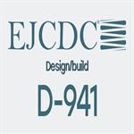 D-941 Change Order (Download): Design-Build Project