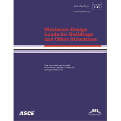 Minimum Design Loads for Buildings and Other Structures (7