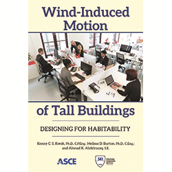 Wind-Induced Motion of Tall Buildings: Designing for Habitability