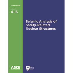 Seismic Analysis of Safety-Related Nuclear Structures (4-16)