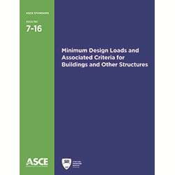 Minimum Design Loads and Associated Criteria for Buildings and Other Structures (7-16)