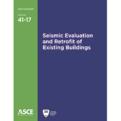 Seismic Evaluation and Retrofit of Existing Buildings (41-17)