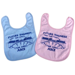 Future Engineer Baby Bib