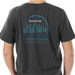 SEI Follow Me to the Future of SE  T-Shirt - Adult