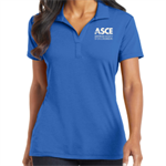 Ladies Performance Polo – Strong Blue