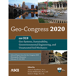 Geo-Congress 2020: Geo-Systems, Sustainability, Geoenvironmental Engineering, and Unsaturated Soil Mechanics
