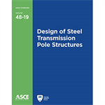 Design of Steel Transmission Pole Structures (48-19)
