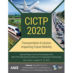 CICTP 2020: Transportation Evolution Impacting Future Mobility