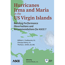 Hurricanes Irma and Maria in the U.S. Virgin Islands: Building Performance Observations and Recommendations for ASCE 7