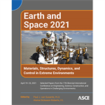Earth and Space 2021: Materials, Structures, Dynamics, and Control in Extreme Environments