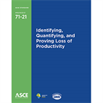 Identifying, Quantifying, and Proving Loss of Productivity (71-21)